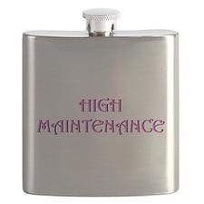 High Maintenance Flask