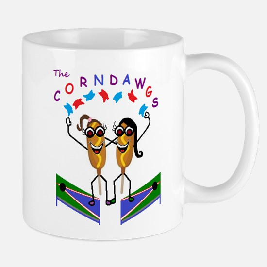Corn Hole tourname Mug