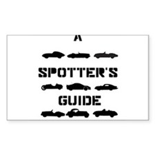 Spotter's Guide to Select Classic British Cars Sti