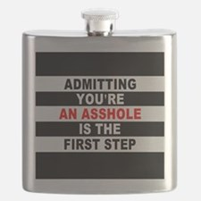 AA The First Step is... Flask
