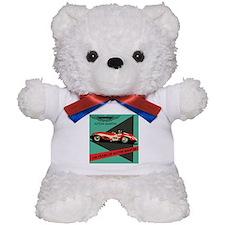 Aston Martin: Centennial Teddy Bear