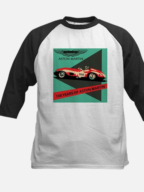 Aston Martin: Centennial Baseball Jersey