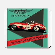 Aston Martin: Centennial Mousepad