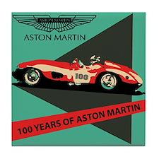 Aston Martin: Centennial Tile Coaster