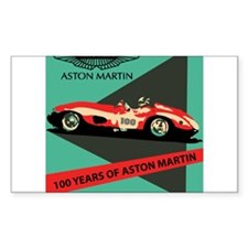 Aston Martin: Centennial Decal