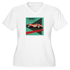 Aston Martin: Centennial Plus Size T-Shirt