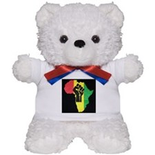 Pan Africa Teddy Bear