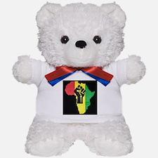 Pan Africa Teddy Bear