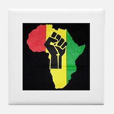 Pan Africa Tile Coaster