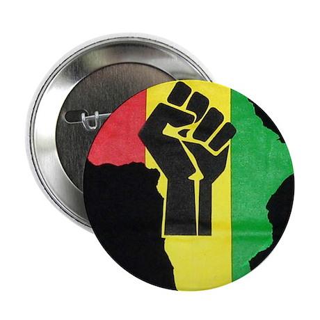 "Pan Africa 2.25"" Button"