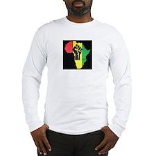 Pan Africa Long Sleeve T-Shirt