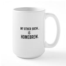 My Other Brew...is Homebrew Mug