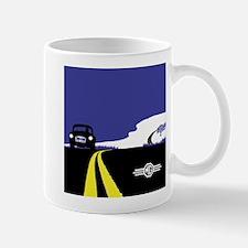 MGA Coupe: Alone with my Love, at Last Mug