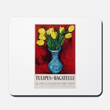 Tulips of Yellow Mousepad