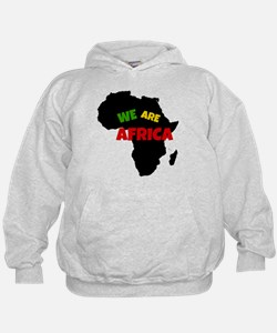 WE ARE AFRICA Hoodie