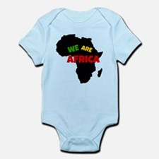 WE ARE AFRICA Body Suit