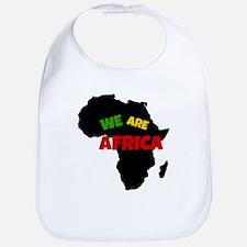 WE ARE AFRICA Bib