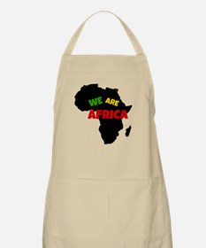 WE ARE AFRICA Apron