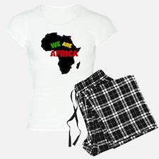 WE ARE AFRICA Pajamas