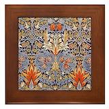 Morris Framed Tiles