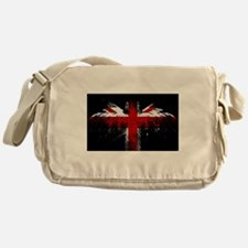 Union Jack Eagle Messenger Bag