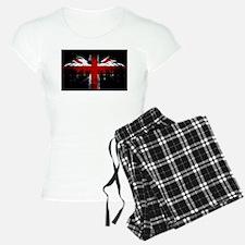 Union Jack Eagle Pajamas