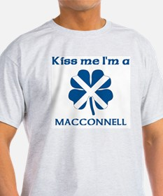 MacConnell Family Ash Grey T-Shirt
