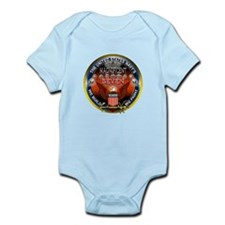 Navy Seabees Magnificent 7 Body Suit