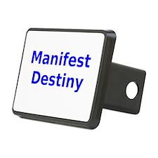 Manifest Destiny Hitch Cover