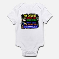 Rocks Spectrum Autism Infant Bodysuit