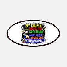 Rocks Spectrum Autism Patches