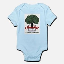 A Passion For My Past Infant Bodysuit