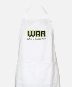 WAR, What is It Good For? BBQ Apron