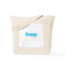 Tramp Blossom Tote Bag