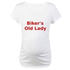 Bikers Old Lady Shirt