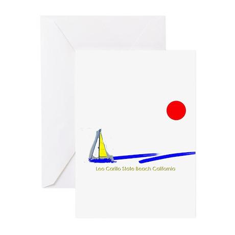 Leo Carillo Greeting Cards (Pk of 10)