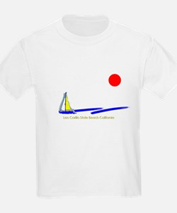 Leo Carillo  Kids T-Shirt