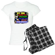 Rocks Spectrum Autism Pajamas