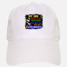 Rocks Spectrum Autism Baseball Baseball Cap