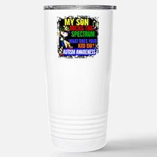 Rocks Spectrum Autism Travel Mug