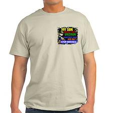 Rocks Spectrum Autism T-Shirt
