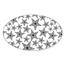 Triple Star Decal