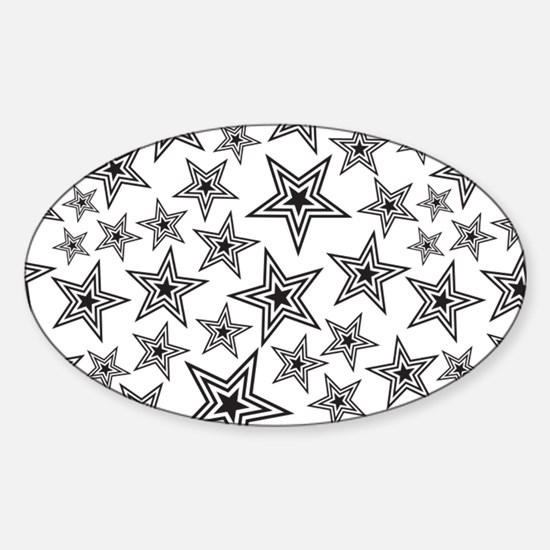 Triple Star Decal