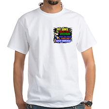 Rock Spectrum Autism Shirt