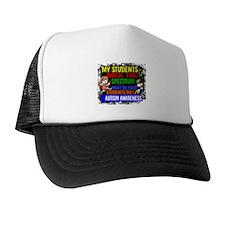 Rock Spectrum Autism Trucker Hat