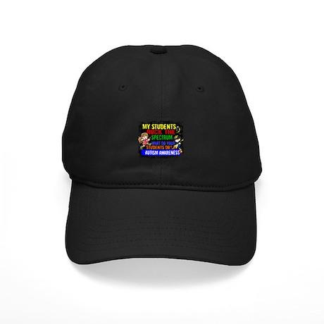 Rock Spectrum Autism Black Cap