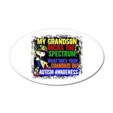 Rocks Spectrum Autism Wall Decal