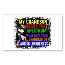 Rocks Spectrum Autism Decal