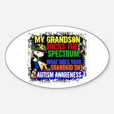 Rocks Spectrum Autism Decal