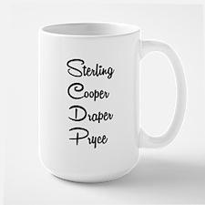 SCDP Advertising Mug